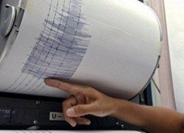 Lại có động đất kèm dư chấn ngoài khơi Indonesia