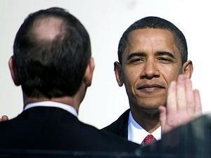 Diễn văn tuyên thệ nhậm chức của Obama kêu gọi vực dậy nước Mỹ