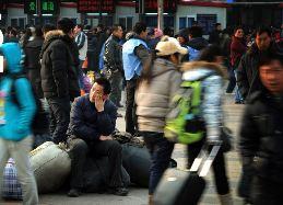 Trung Quốc bắt đầu cuộc di cư khổng lồ
