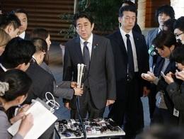 Thủ tướng Nhật Bản từ chối dự lễ nhậm chức của tổng thống Hàn Quốc