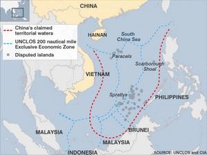 Trung Quốc phản ứng việc Philippines đưa ra tòa Liên Hợp Quốc