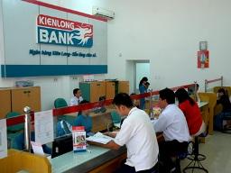 Kienlong Bank lãi 468 tỷ đồng năm 2012, đạt 88% kế hoạch