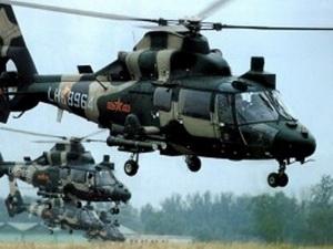 Campuchia mua 12 trực thăng quân sự Trung Quốc