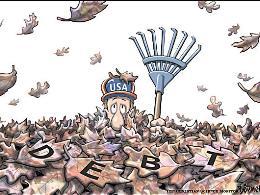 Nước Mỹ tiêu gì mà nợ chồng chất?