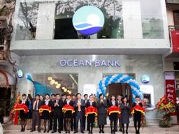 OceanBank thay đổi logo thương hiệu