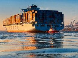 Thay đổi mô hình thương mại toàn cầu nhìn từ cảng biển Mỹ