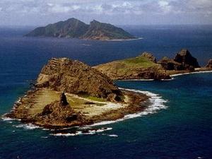 Tàu Đài Loan tới khu vực đảo có tranh chấp với Nhật Bản
