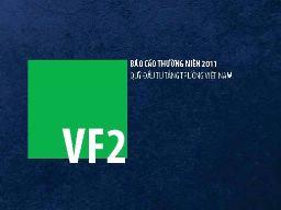 VF2 thông qua cơ chế thanh lý tài sản sau khi giải thể