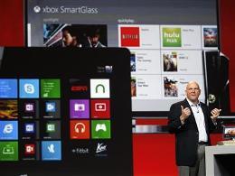 Lợi nhuận Microsoft giảm do doanh số bán hàng phần mềm thấp