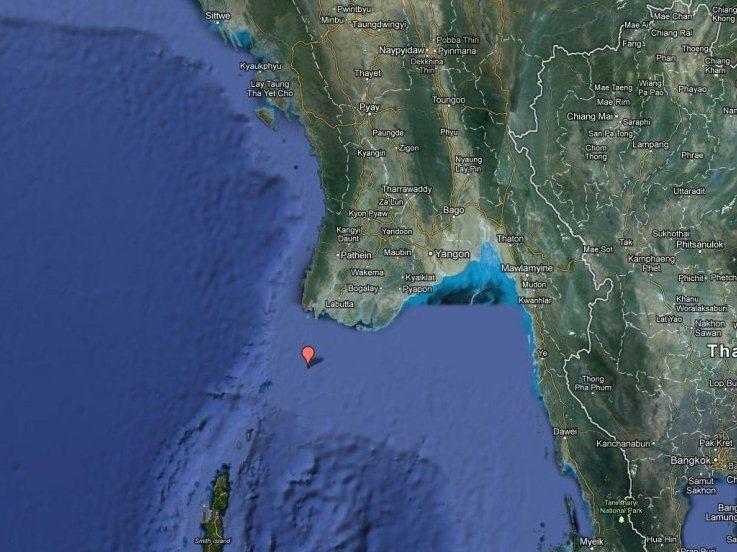 Myanmar - Mỏ tài nguyên nóng nhất thế giới