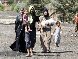 Số người tị nạn Syria chạy sang Jordan tăng kỷ lục
