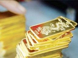 Giá vàng giảm 300 nghìn đồng/lượng tuần qua