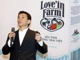 Ông Trần Bảo Minh phát triển sản phẩm mới hướng vào miền Nam