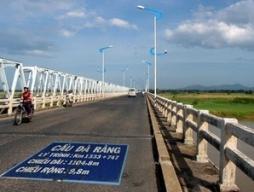 Đưa cầu Đà Rằng tỉnh Phú Yên hoạt động trở lại