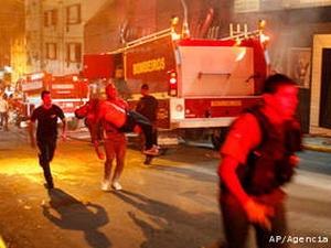 Cháy hộp đêm Brazil, ít nhất 245 người thiệt mạng
