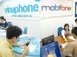 Doanh thu của Vinaphone bằng 60% của MobiFone