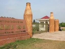 Nhà máy bia bị bỏ dở giữa khu đất vàng Hà Tĩnh