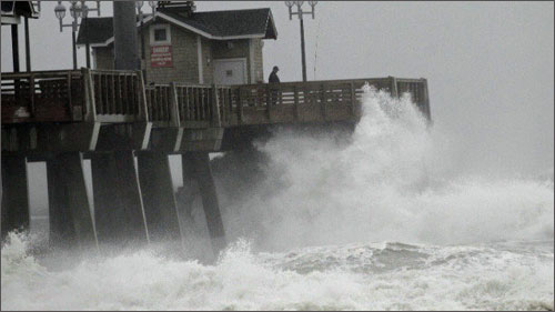 Thượng viện Mỹ thông qua ngân sách cứu trợ bão Sandy