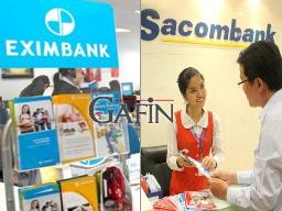 Eximbank và Sacombank lên kế hoạch sáp nhập
