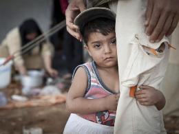 Hơn 700.000 người Syria tị nạn do nội chiến