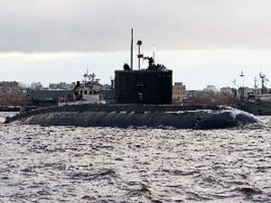 Nga chuyển giao tàu ngầm Sindurakshak cho Ấn Độ