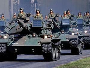 Nhật Bản giảm nợ công, tăng chi tiêu quốc phòng