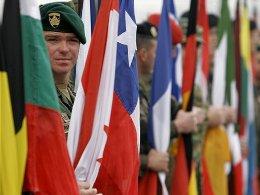 Châu Âu có thể triển khai lực lượng hòa bình tới Syria