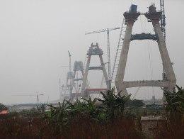 Dự án cầu Nhật Tân: Tại sao khó đòi bồi thường 200 tỷ đồng?