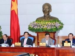 Chính phủ xem xét, thảo luận 7 dự án Luật, Pháp lệnh