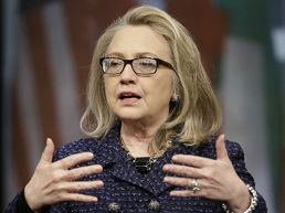 Lời cuối của bà Clinton cho Triều Tiên