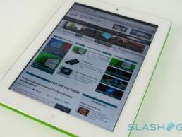 Apple chính thức công bố iPad 4 dung lượng 128 GB
