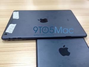 Lộ hình ảnh iPad 5 hoàn toàn thay đổi về thiết kế