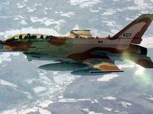 Máy bay chiến đấu Israel vào không phận Lebanon