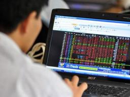 Thanh khoản giảm 20%, VN-Index xuống 483 điểm