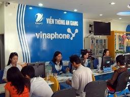 Cấu trúc nguồn thu của VinaPhone thay đổi lớn