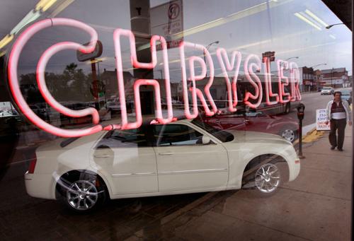 Hãng ô tô Chrysler thu lãi lớn sau ba năm vỡ nợ