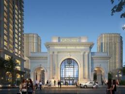 Trung tâm thương mại đầu tiên theo mô hình Mega Mall tại Việt Nam sắp ra mắt