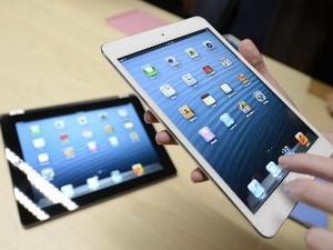 Apple dùng công nghệ màn hình iPad mini cho iPad mới