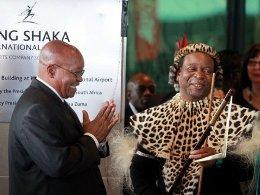 Nam Phi tốn 73 triệu USD cho 10 vị vua năm 2012