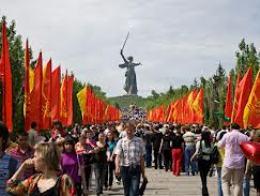 Nga tổ chức nhiều hoạt động kỷ niệm chiến thắng Stalingrad