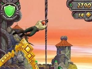Temple Run 2 trở thành game di động được tải nhanh nhất mọi thời đại
