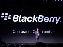 RIM đã đổi tên thành BlackBerry