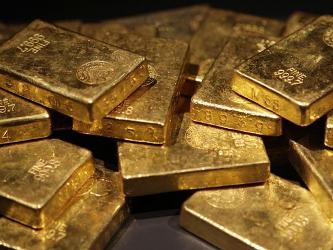 Giá vàng trên 1.670 USD/oz đầu tuần tại châu Á