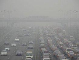 Không khí ô nhiễm từ Trung Quốc lan tới Nhật Bản