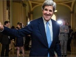 Ngoại trưởng Mỹ tới Trung Đông trong chuyến công du đầu tiên