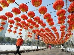 Những con số đáng kinh ngạc về Tết cổ truyền ở Trung Quốc