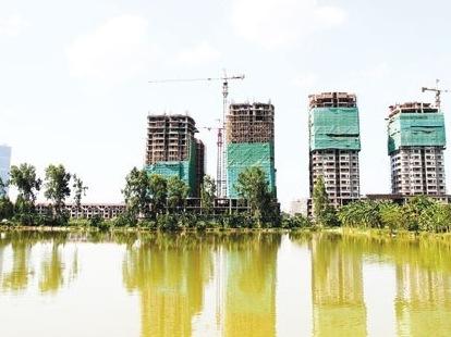 Sôi động mua bán dự án bất động sản