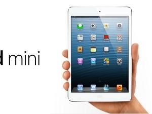 iPad mini 2 sẽ có màn hình siêu nét