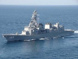 Trung Quốc lên tiếng về vụ ngắm bắn tàu Nhật Bản