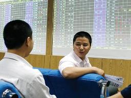 Khối ngoại giảm giao dịch, nhà đầu tư trong nước đẩy thị trường đi lên